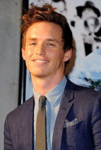 eddie redmayne handsome