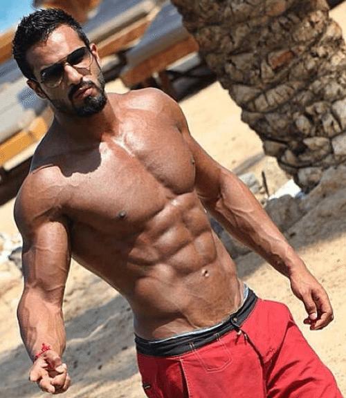 hot surfer dudes muscles