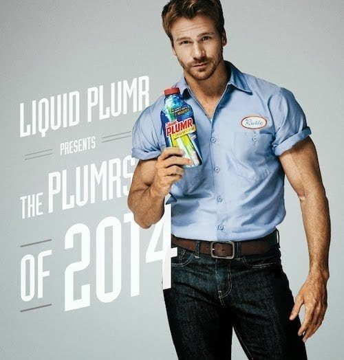 Rusty Joiner Liquid Plumber Guy
