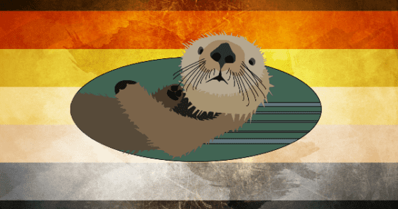 gay otter community