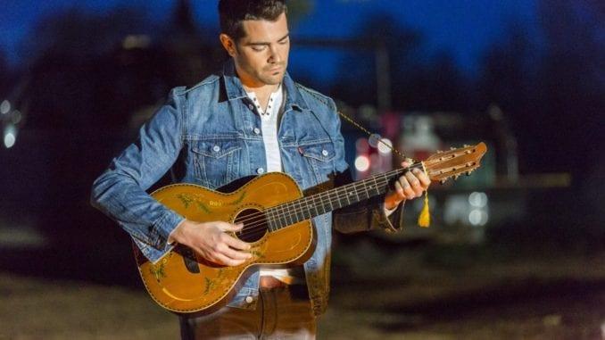 jesse metcalfe guitar