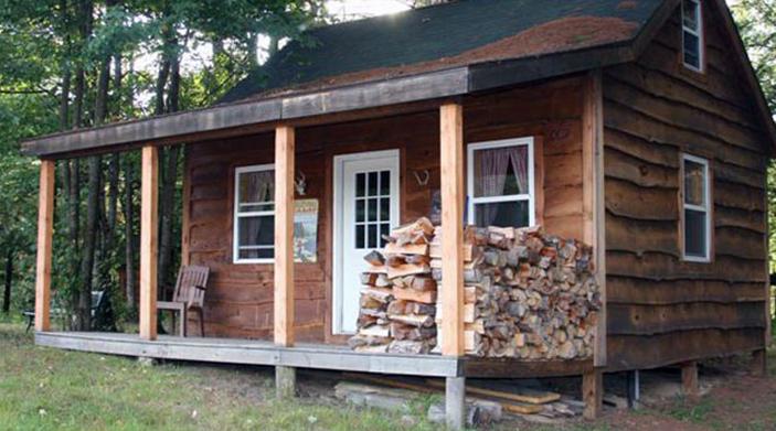 Cabin in upsate New York