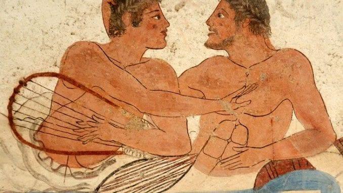 ancient greek army
