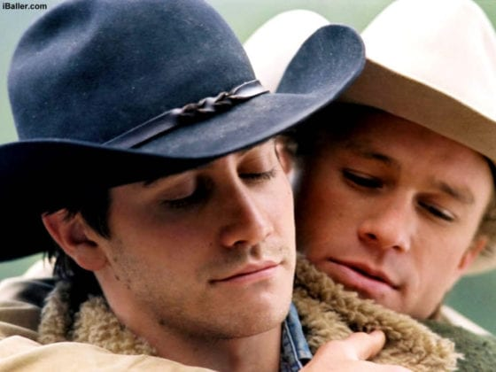 two hot cowboys