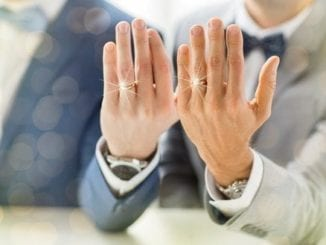 gay wedding rings tips