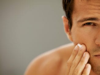 skin care guide men 30's
