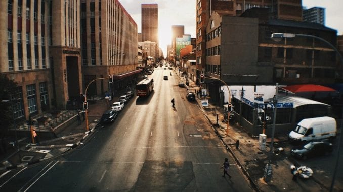 gay bash city street