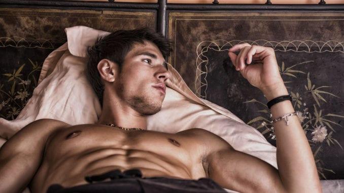 bottom gay bed