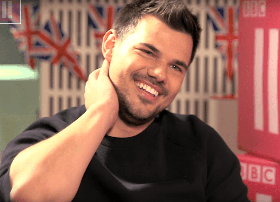 Will the Taylor Lautner Fat Shaming Stop with New Role ...