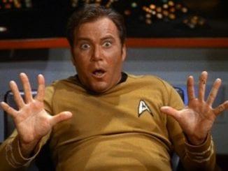 Captain Kirk - William Shatner