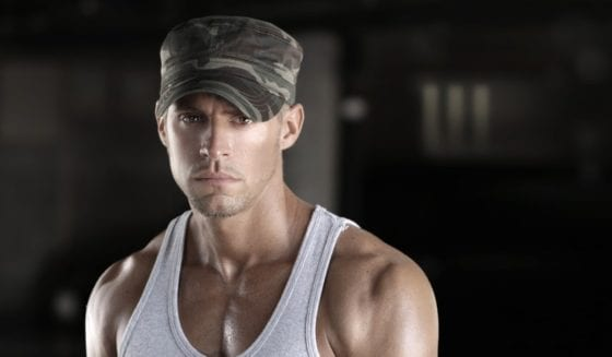 male military rape