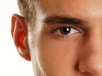 male brown eyes