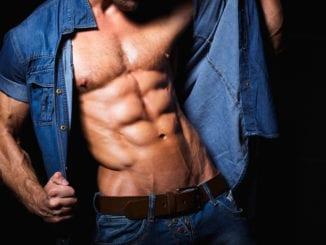 gay male stripper