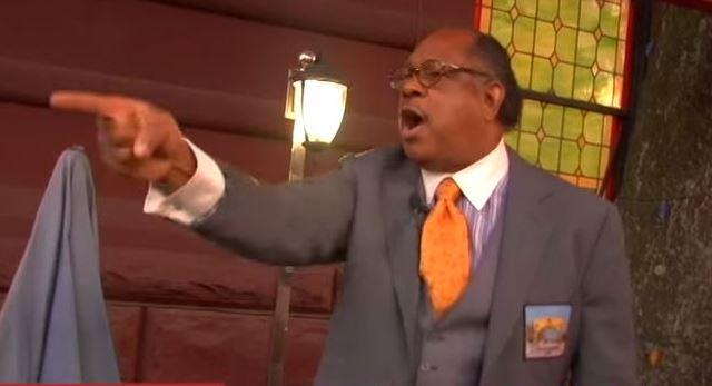 pastor manning flames butthole gays