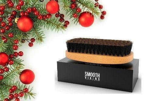 beard brush for men holiday stocking stuffer