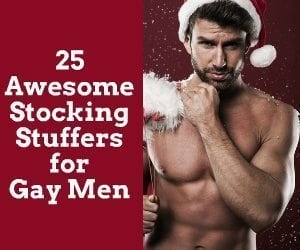 Holiday Gifts For Gay Men