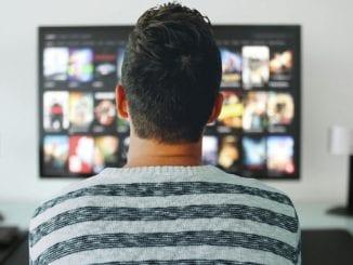 television netflix binge
