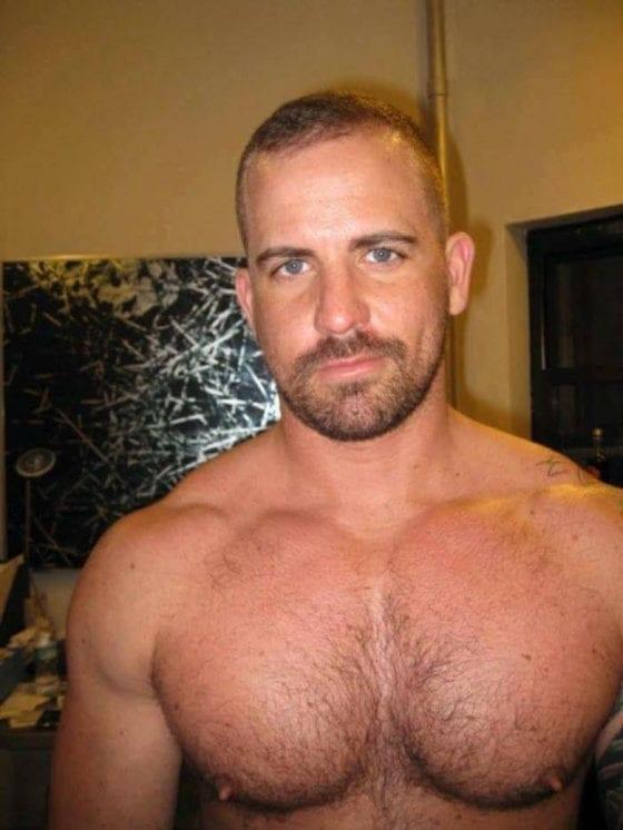 sexy guy beard
