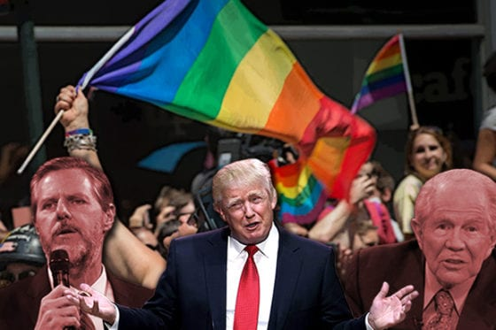 gay trump supporters