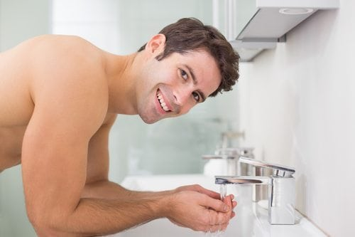 best face wash men