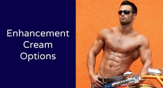 male enlargement cream options