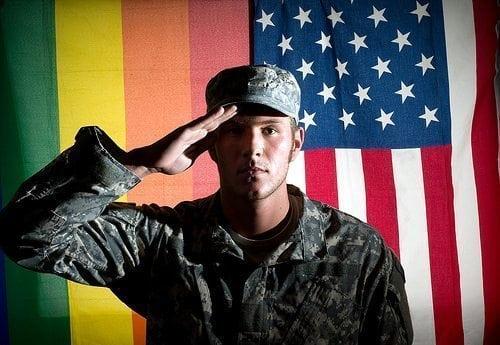 lgbt military salute veterans