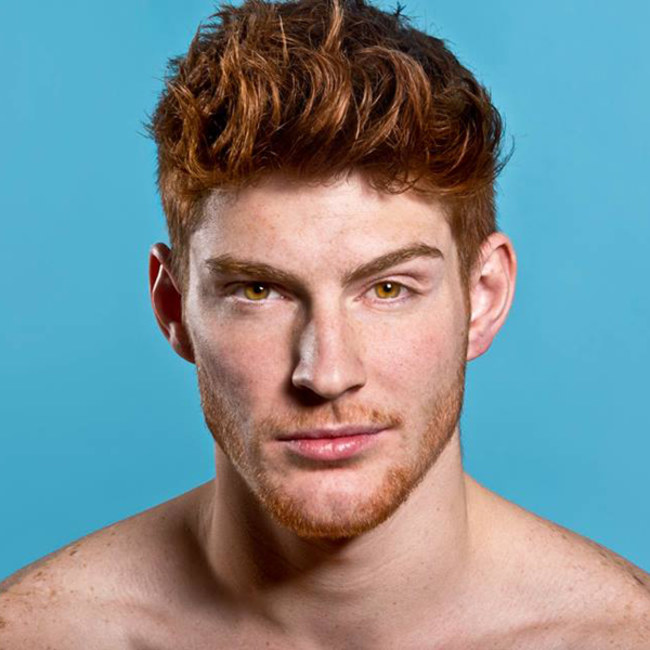ginger guys sexy