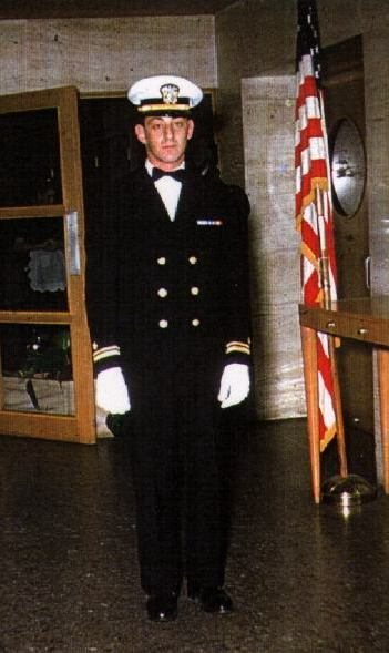 Harvey milk navy
