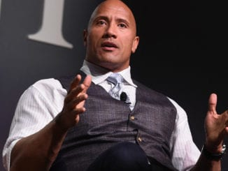 dwayne johnson president?