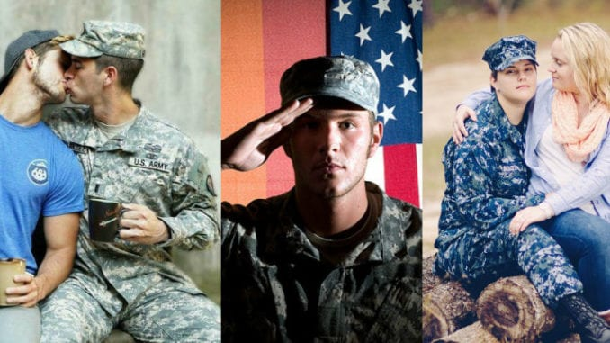 may military service month