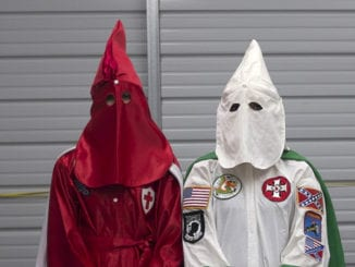 kkk gay bashing