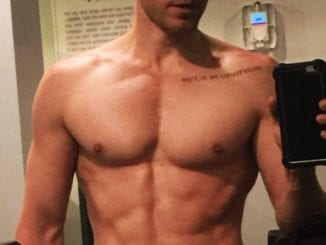 jared leto abs