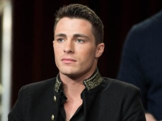 colton haynes handsome face