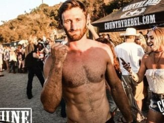 hot hairy former marine winston taylor
