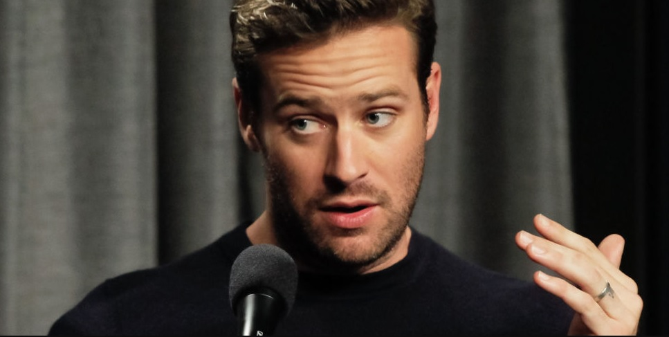 Call Me by Your Name Edited Out Armie Hammers Private