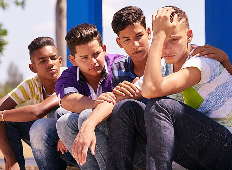 LGBTQ Teens Are Dealing With High Stress Says An HRC Survey