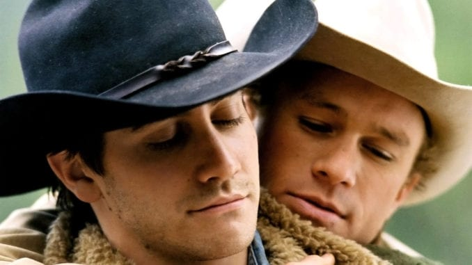 Jake Gyllenhaal BrokebackMountain