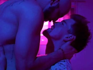 """Out musician Ryan Amador's sexy music video """"Loverboy"""""""