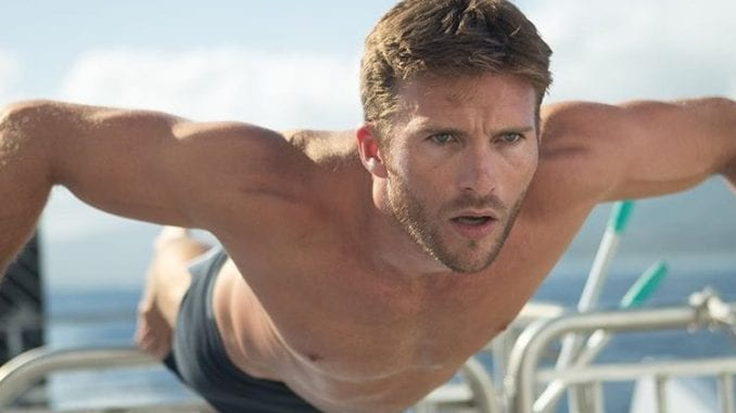 Scott Eastwood eyes