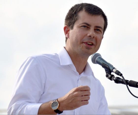 Mayor Pete Buttigieg of South Bend announces exploratory committee for 2020 presidential run