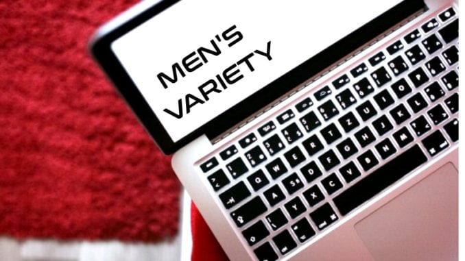 about mens variety