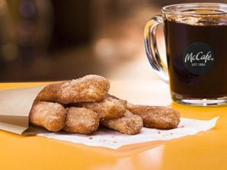 mcdonalds donut sticks