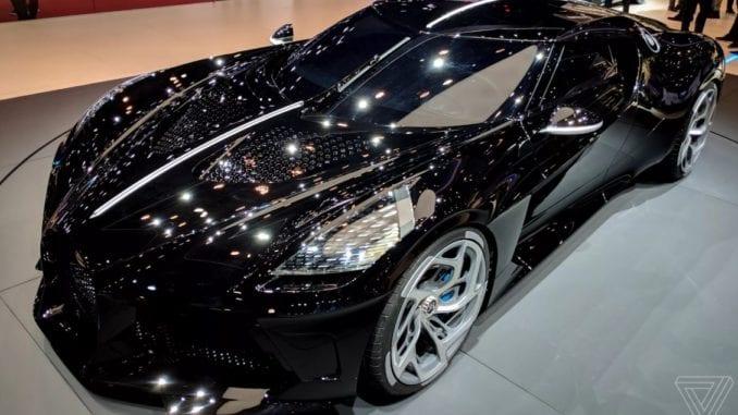 Bugatti Hyper Car