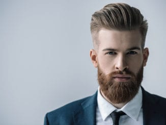 hair thickening products men