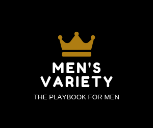 mens variety logo crown