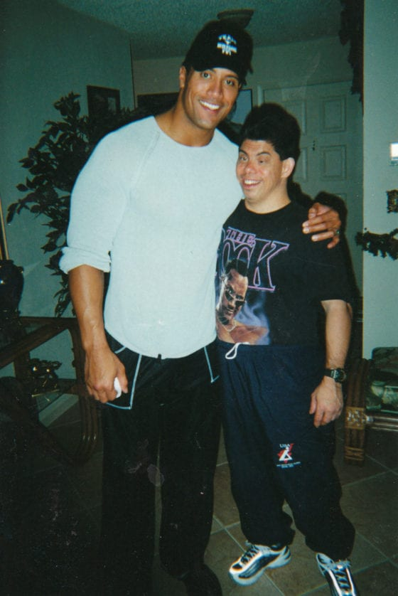 Dwayne Johnson S Life Was Changed By This Amazing Friend