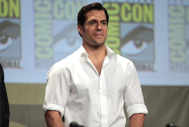 Look Like Henry Cavill