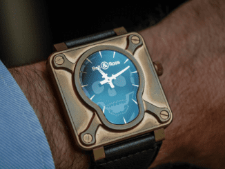 bell and ross skull watch military
