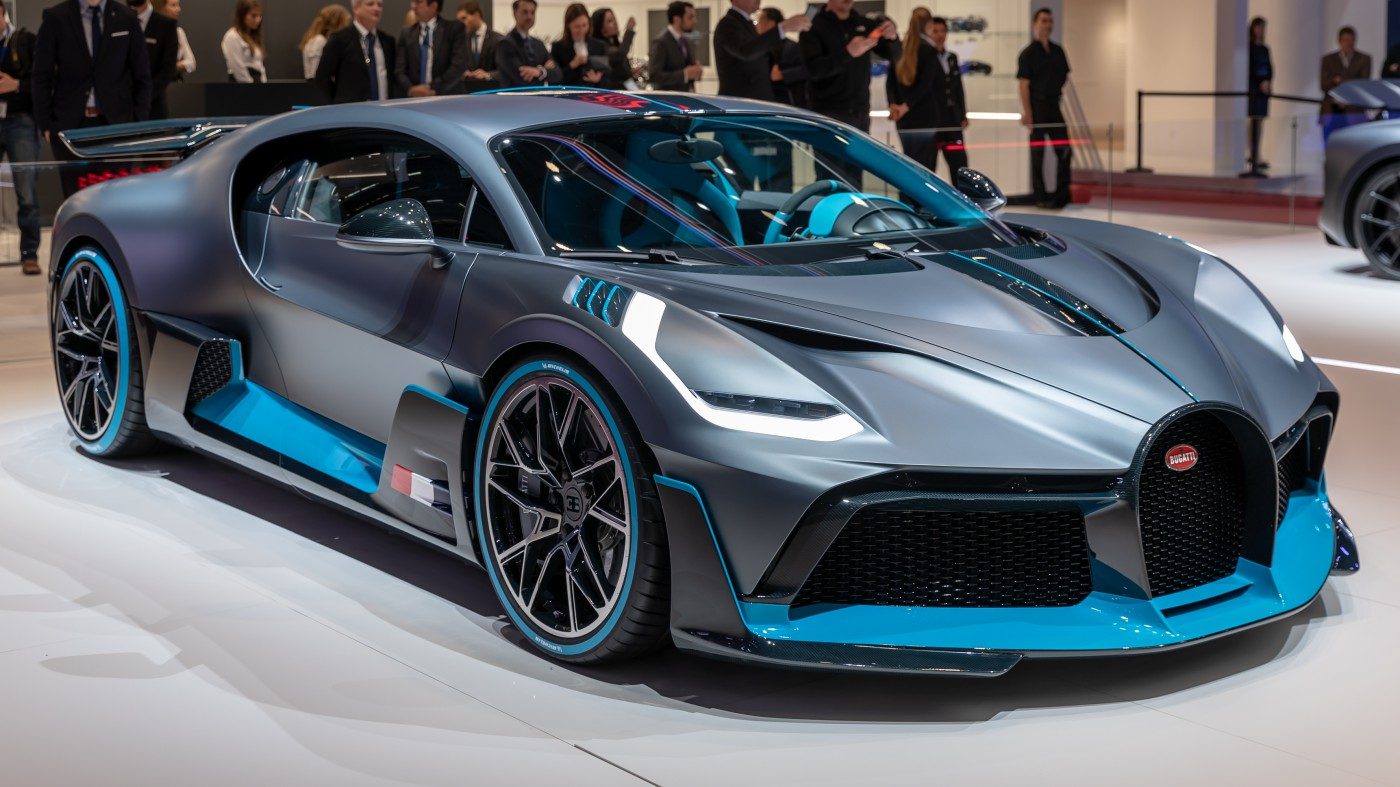 For 5.8 Million, You Can Own The Bugatti Divo