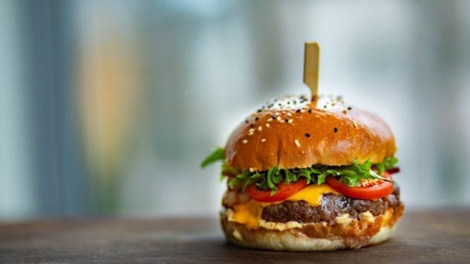 burger jink food
